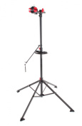 Conquer Portable Home Bike Repair Adjustable Height Bicycle Stand