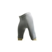 McDavid Youth 710YT Deluxe Compression Shorts White L