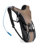 Hydration Pack Black Camping Canteens-Coolers
