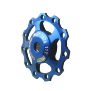 11T Jockey Wheels Derailleur Pulley Shimano & Sram XX, XO, X9, X7 Blue