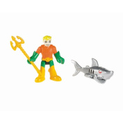Fisher-Price Imaginext DC Super Friends - Aquaman and Robo Shark
