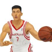 NBA Series 21 Houston Rockets 18cm Action Figure - Jeremy Lin