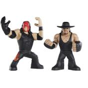 WWE Rumblers 2-Pack Action Figures - Kane & Undertaker