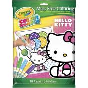 Crayola Colour Wonder Mess Free Colouring Kit-Hello Kitty