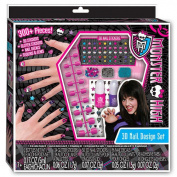 Fashion Angels Enterprises Monster High 3D Nail Design Set