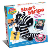 Stuart Stripe Sock Doll