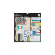 Me & My Big Ideas ME & MY BIG IDEAS-My Grandchildren Page Kit 30cm x 30cm