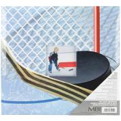 Mbi 865-405 Sport & Hobby Postbound Album 12 x 12 Inch