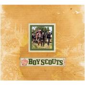 Boy Scouts Frame-A-Name Postbound Album 30cm x 30cm