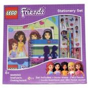 LEGO Friends Stationery Set