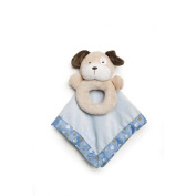 Carter's Rattle & Security Blanket - Puppy