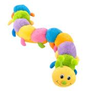 ToyShop Plush 140cm Caterpillar - Multi Colour
