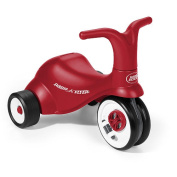 Radio Flyer Kid's Scoot to Pedal Scooter - Red
