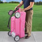 All Around Waggon- Pink