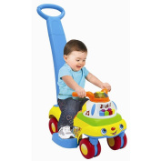 Fisher-Price 3-in-1 Push N' Scoot