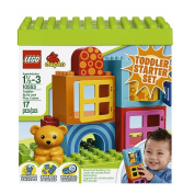LEGO DUPLO Creative Play Toddler Build and Play Cubes Play Set