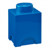 LEGO Stackable Storage Brick 1 - Blue