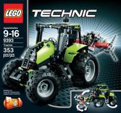 LEGO Technic Tractor (9393)
