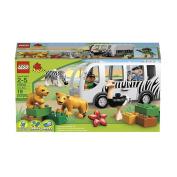 LEGO Duplo LEGOVille Zoo Bus