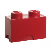 LEGO Storage Brick 2 - Red