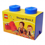 LEGO Storage Brick 2 - Blue