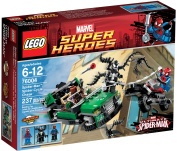 LEGO Super Heroes Spider-Man Spider-Cycle Chase
