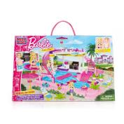 Mega Bloks Barbie Build 'n Style - Pool Party