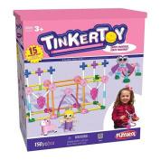Tinkertoy Building Set - Pink