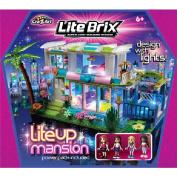 Cra-Z-Art Lite Brix Lite Up Mansion