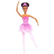 Barbie in the Pink Shoes Ballerina Doll - African American - Nikki
