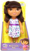 Fisher-Price Dora the Explorer Basic Doll - Pet Print