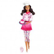 Barbie I Can Be Sweets Chef African-American Doll