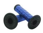 ODI Cush Dual-Ply MX Grips Blue/Black Blue H10CHU
