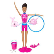 Barbie I Can Be... Splash and Spin Dolphin Trainer African-American Doll