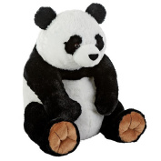 ToyShop Plush 46cm Panda - Black and White