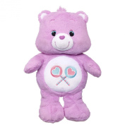 Care Bears Classic Plush Figure with DVD - Share Bear