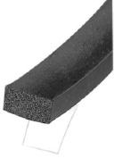 TACO METALS TACO 0.6cm X 1.9cm HATCH TAPE 2.4m BLACK V30-0748B8-2