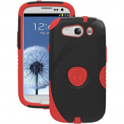 Trident Aegis for Samsung Galaxy S III Case - Red