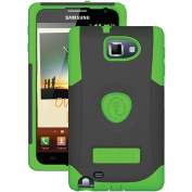 Trident for Samsung Galaxy Note Aegis Case - Green