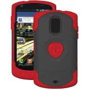 Trident for Samsung Galaxy S Aviator Aegis Case - Red