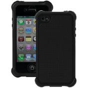 Ballistic iPhone 4/4S SG Maxx Series Case - Black