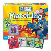 Super Friends Matching Game