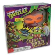 Cardinal Teenage Mutant Ninja Turtles Calling All Turtles Game