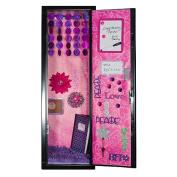 Lockers 101 Locker Wallpaper Set - Doodle Time