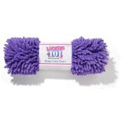 Lockers 101 Purple Shaggy Carpet