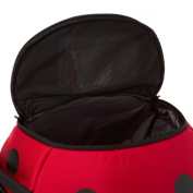 LittleLife Animal Wheeled Duffle - Ladybird