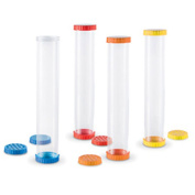 Primary Science Sensory Tubes (LER2445) LER2445 LEARNING RESOURCES