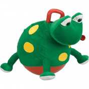 """Charm Company """"Freddy"""" Frog Hopper Ball"""