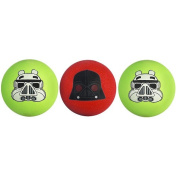 Koosh Angry Birds Star Wars 3-Pack Faceballs - Galactic Empire