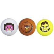 Koosh Angry Birds Star Wars 3-Pack Faceballs - Millennium Falcon